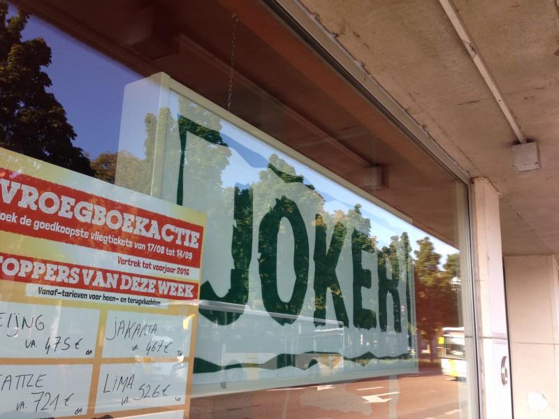 Joker vroegboekacties