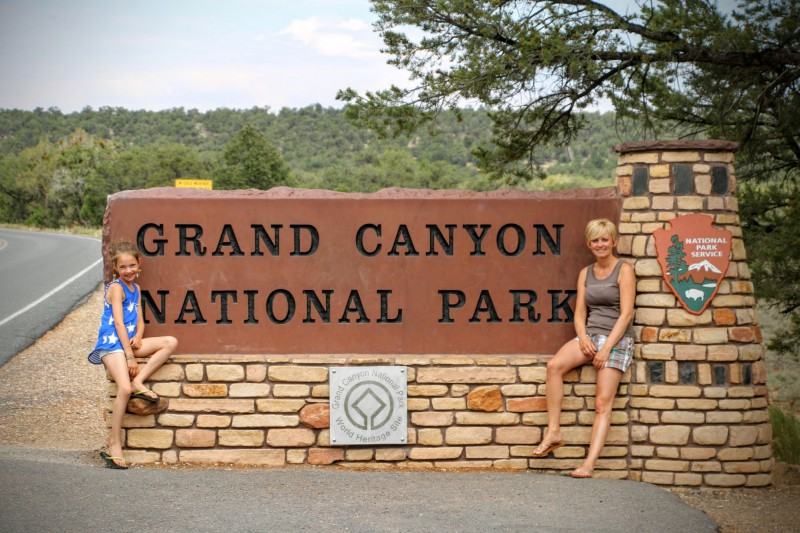Bezoek Grand Canyon plannen