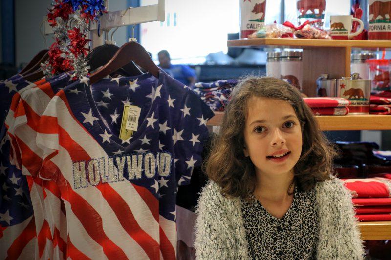 Souvenir Los Angeles Hollywood