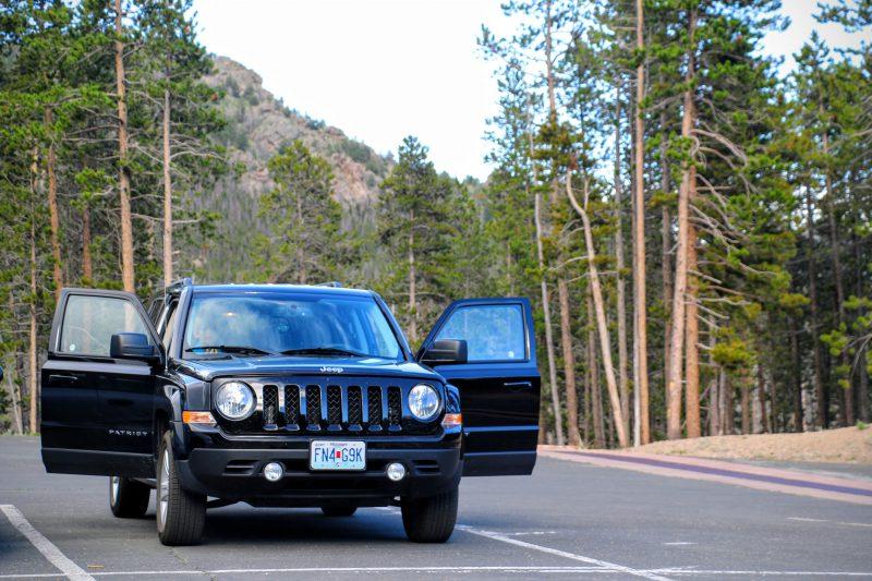 Jeep rondreis Amerika