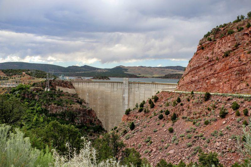 Stuwdam Utah