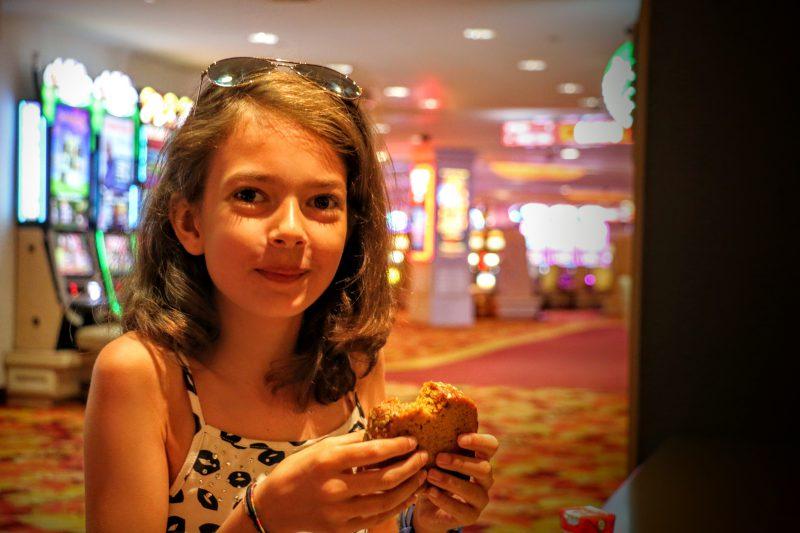 Breakfast in Vegas