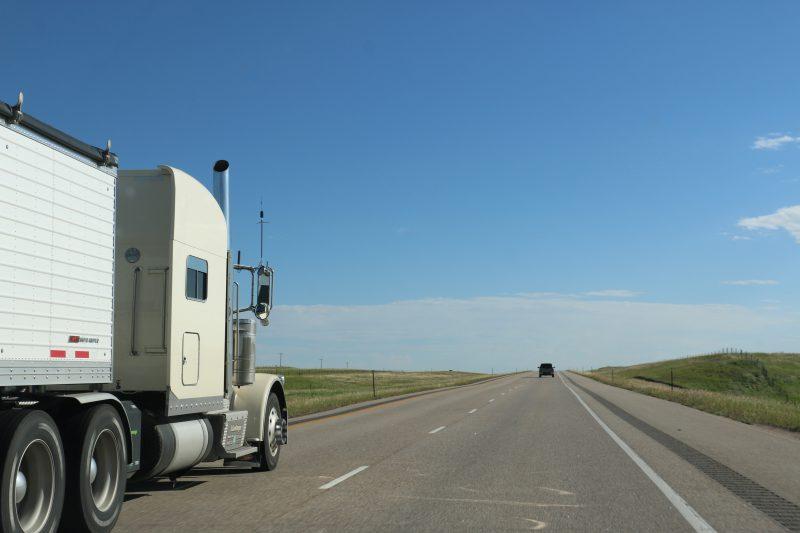 USA route door Grasslands
