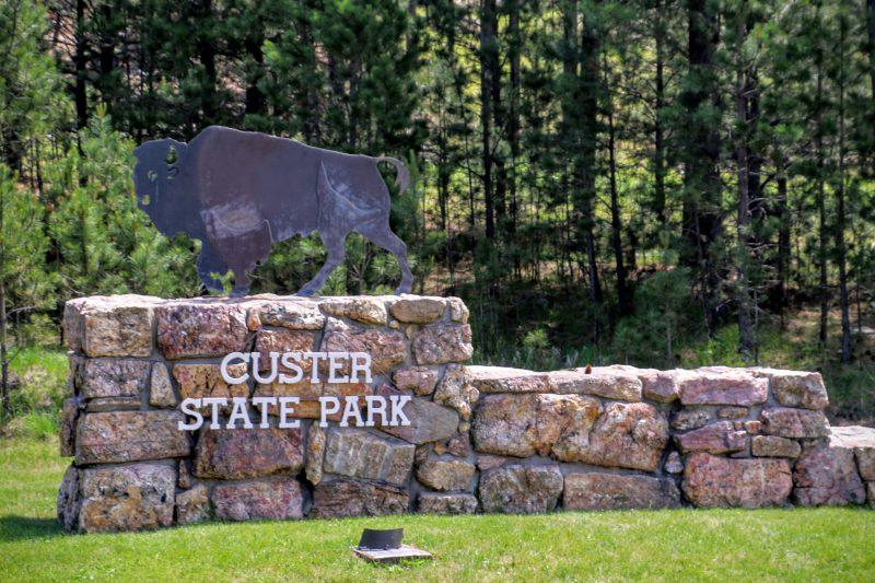 Reisverslag Custer State Park
