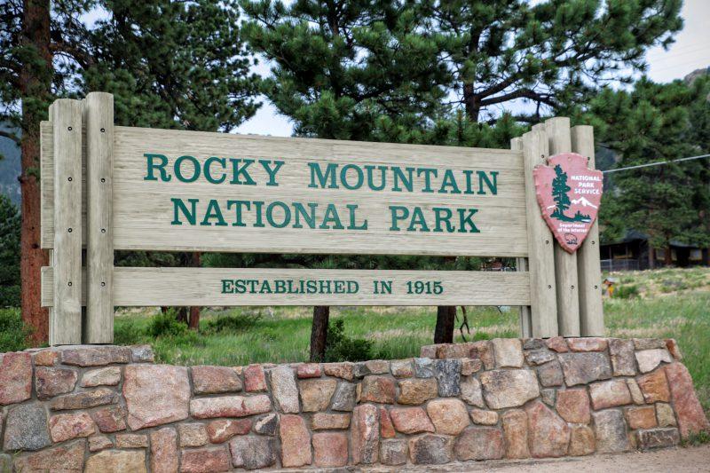 Reisverslag Rocky Mountain National Park