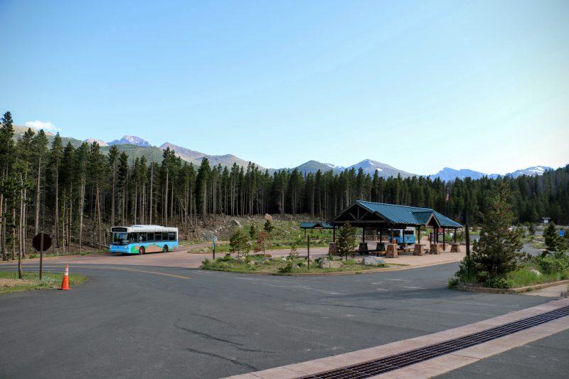 Park and Ride Bear Lake