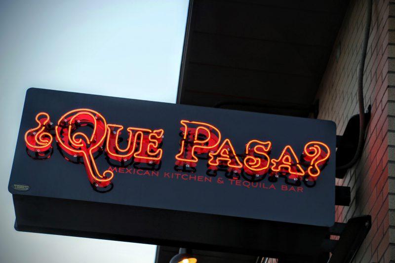 Que Pasa Rapid City Mexican Restaurant