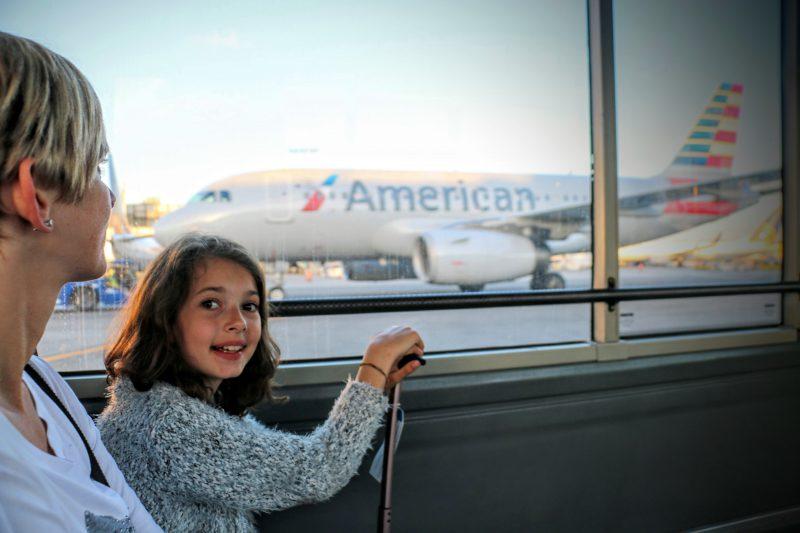 Vlucht naar Denver