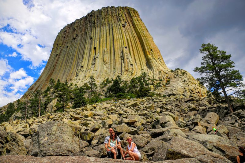 Reisverslag Devils Tower