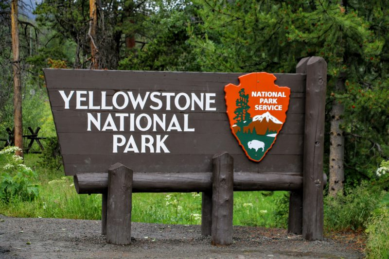 yellowstone-national-park-ingang