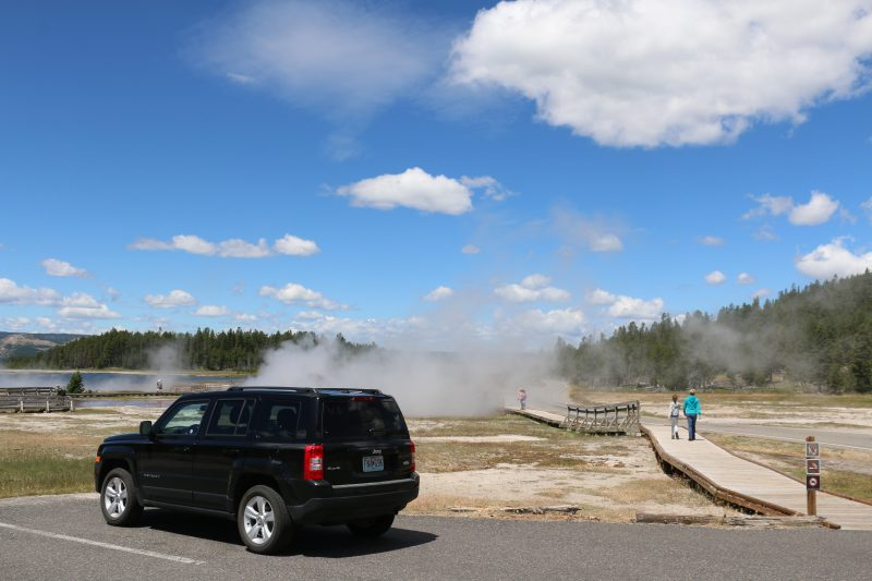 Hot Lake - Black Warrior Springs