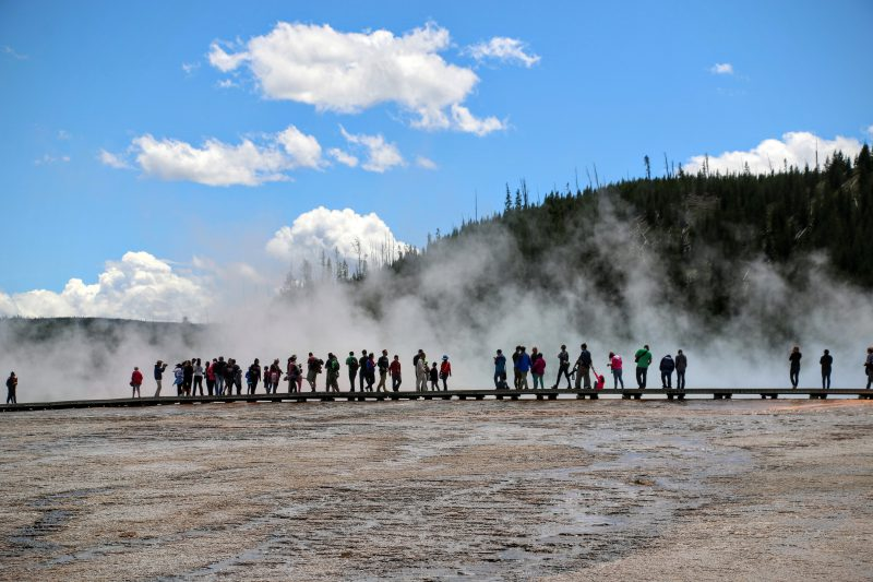 Reisverslag Yellowstone National Park