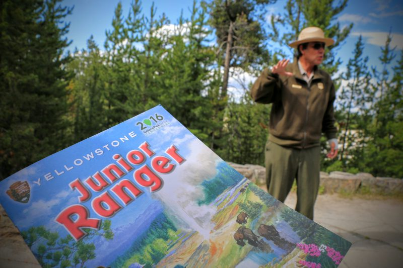 Ranger Talk - Junior Ranger Program