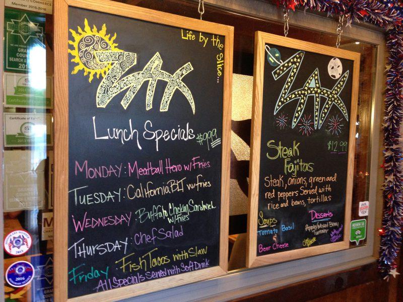 Zax Restaurant Moab