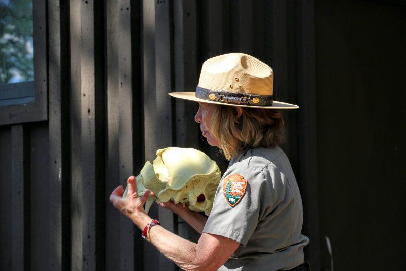 Junior Ranger Talk Grand Teton