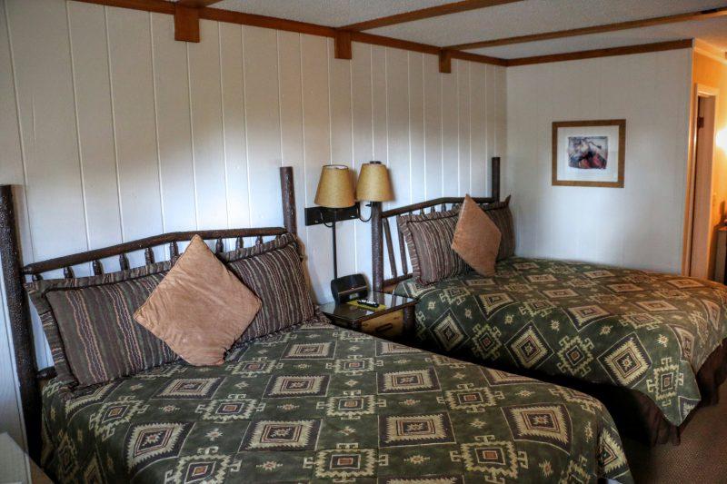 Jackson Hole Lodge kamer