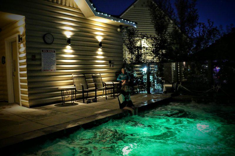 Jackson Hole Lodge zwembad