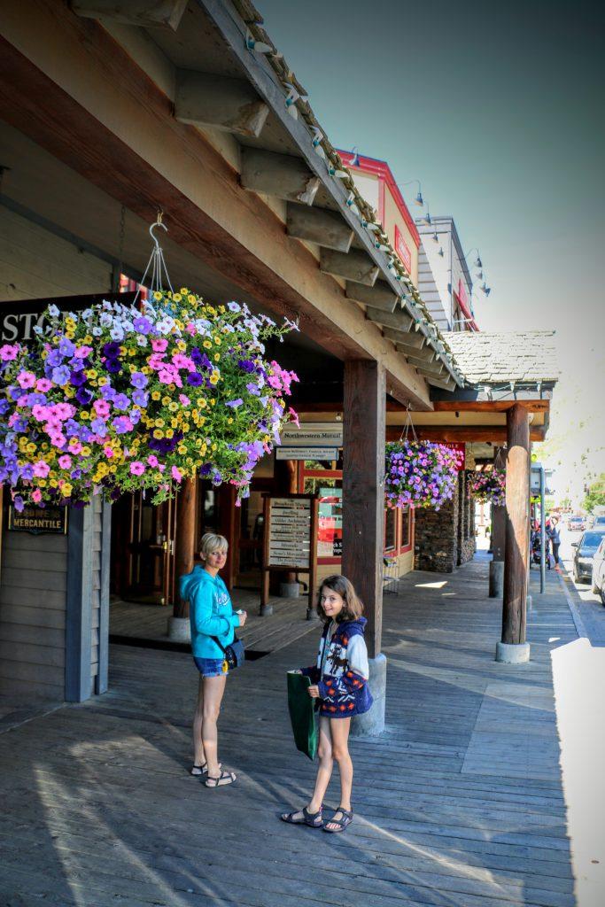 Winkelen in Jackson Hole