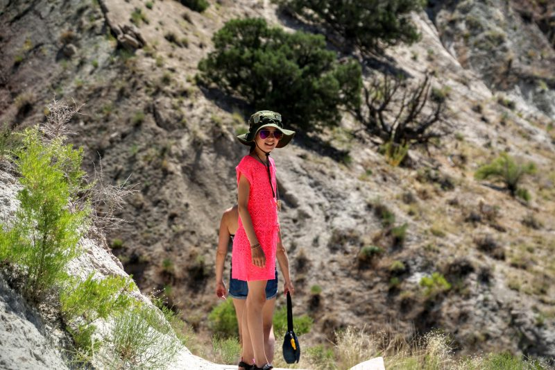 Dinosaur Quarry Trail