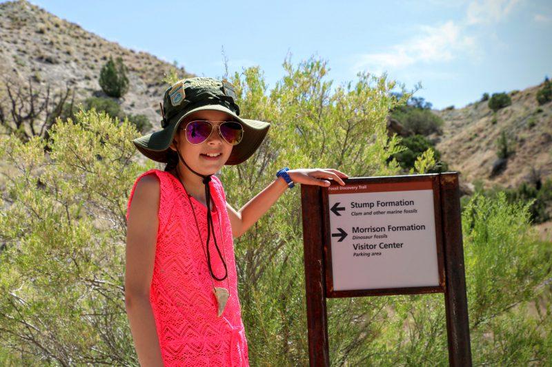 Dinosaur Quarry Trail visitor Center