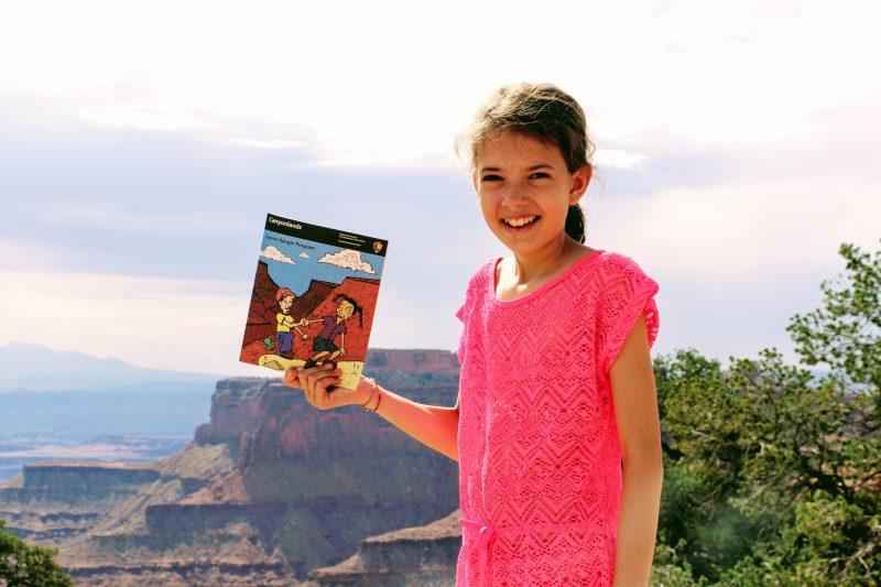 Junior Ranger Book Canyonlands