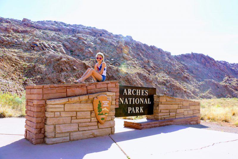 Reisverslag Arches National Park