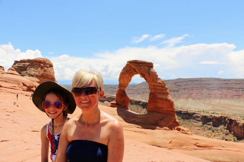 Delicate Arch bezoeken