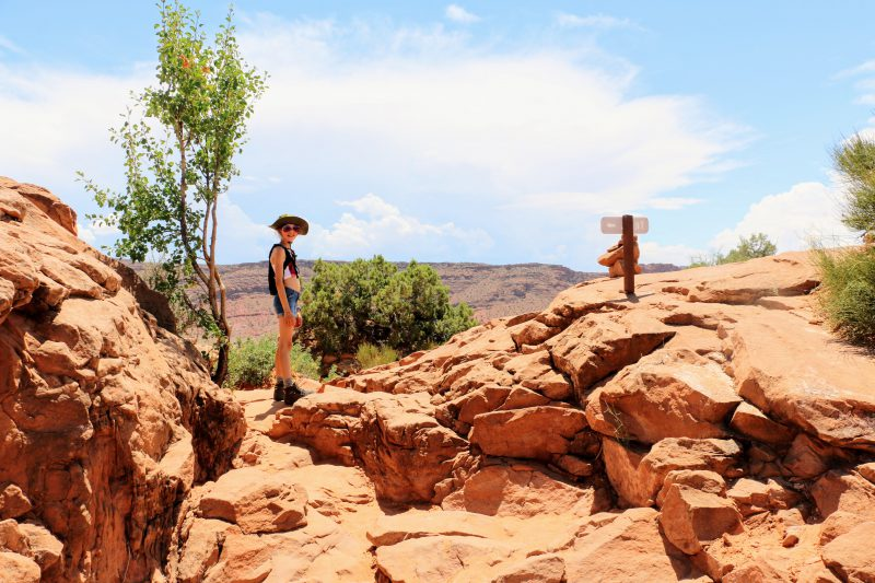 Reisverhaal Arches National Park Utah