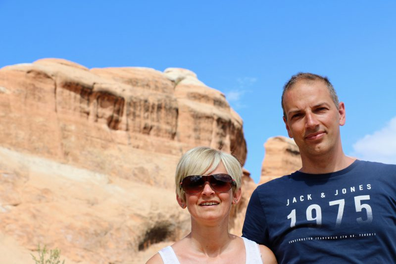 Arches National Park vakantiefoto