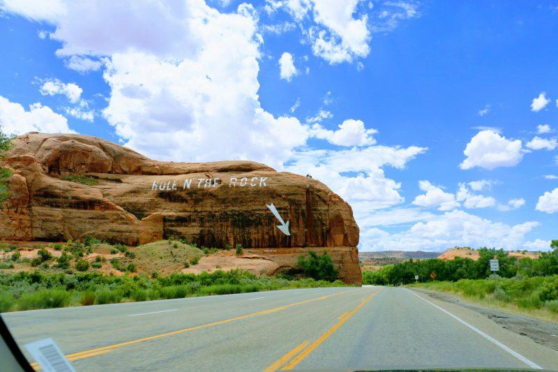 Hole N The Rock Utah