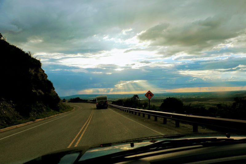 Mesa Verde met de auto