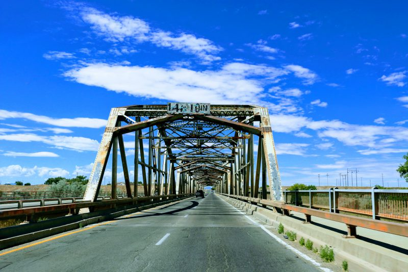 Route door New Mexico
