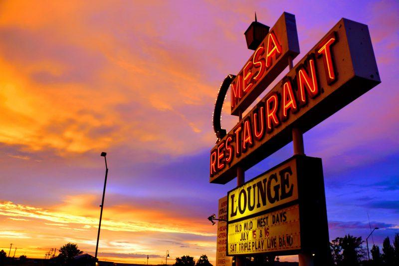 Mesa Restaurant Holbrook
