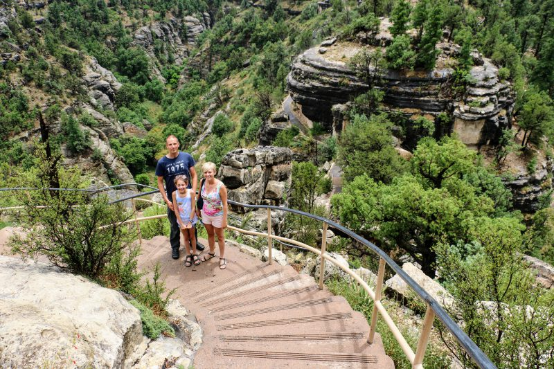 Walnut Canyon reisverslag