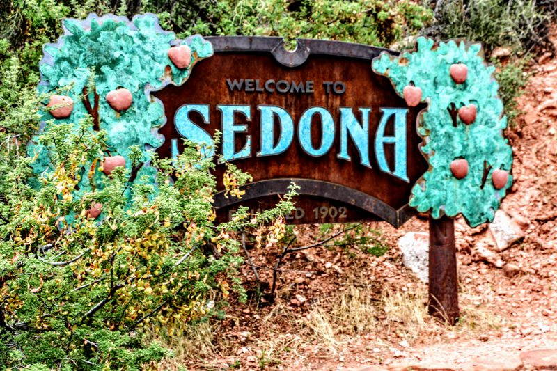 Sedona spiritueel