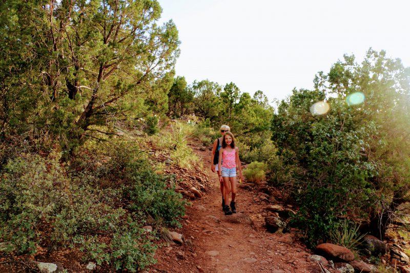 Wandelen in Sedona