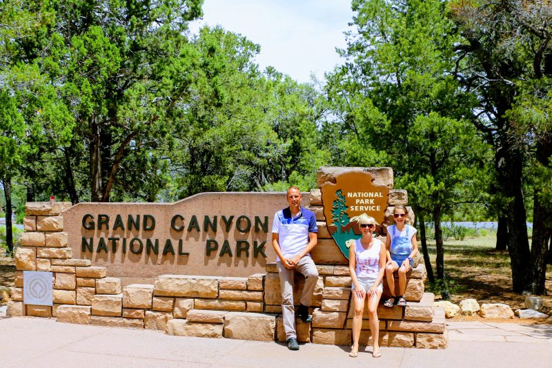 Reisverslag Grand Canyon National Park