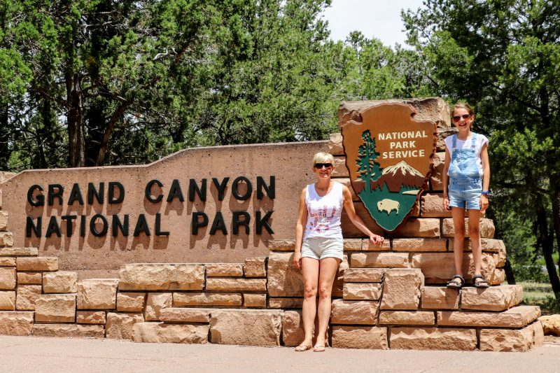 Reisverhaal Grand Canyon National Park