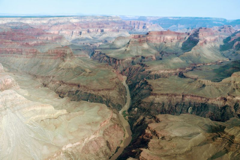 Helikoptervlucht Grand Canyon ervaringen