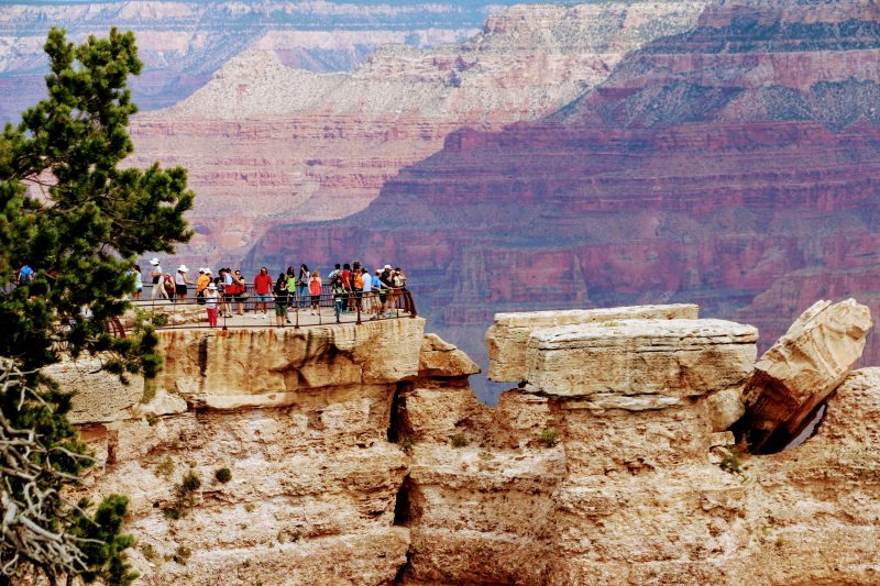 Reisverslag Grand Canyon