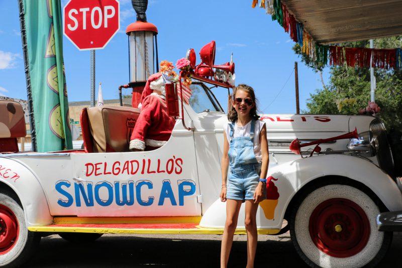 DELGADILLOS SNOW CAP