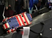 Bagage meenemen naar Amerika