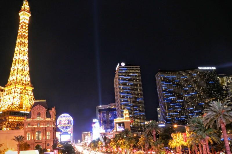 Las Vegas 2016 concerten