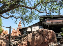 Big Thunder Mountain Railroad Anaheim