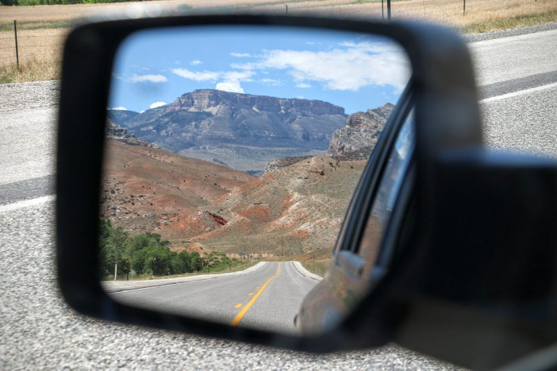 Scenic Byway Bighorn