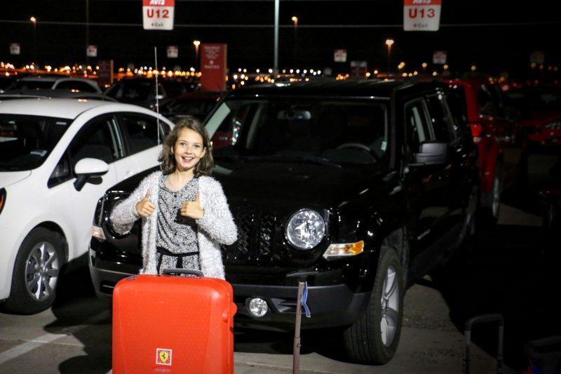 AVIS Car Rental Denver Airport