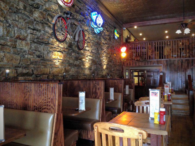 Custer Restaurant Buglin Bull