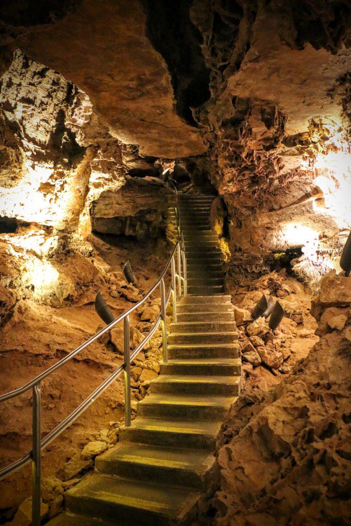 Trappen Wind Cave South Dakota