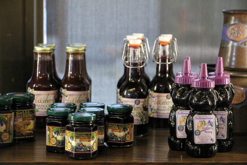 Huckleberry producten