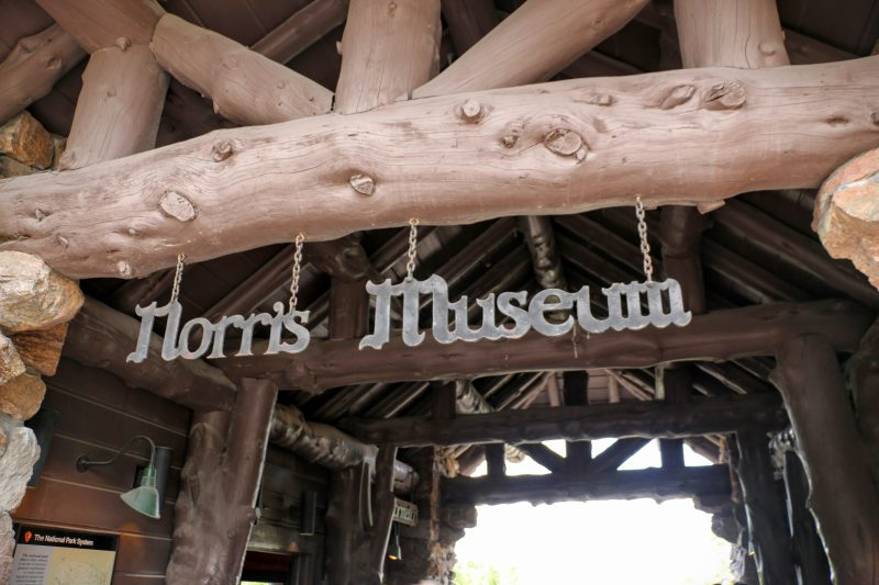 Norris Museum Yellowstone NP